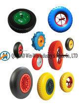 PU Foam Wheel, Wheel Barrows Wheel 4.80/4.00-8 pictures & photos