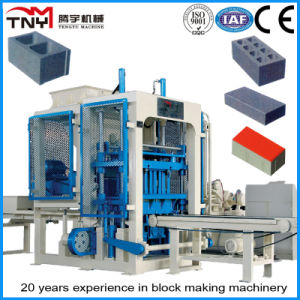 Fully Automatic Concrete Block Making Machine / Block Machine (QT6-15B) Block Machine pictures & photos