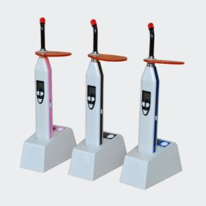 New Product Dental LED Curing Light with Light Meter pictures & photos