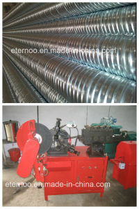 Post Tension Spiral Corrugated Duct Making Machine Eternoo pictures & photos