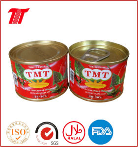 China Supplier Canned Tomato Paste pictures & photos