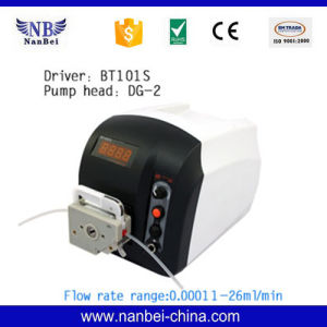 Best Selling Flow Rate 12V Peristaltic Dosing Pump pictures & photos