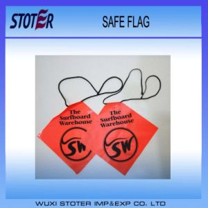 Quality Promotional Cheap Flag/Safety Flag