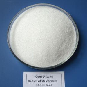 High Quality Food Additives Sodium Citrate Dihydrate pictures & photos