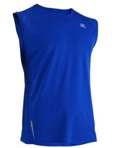Wicking Men Breathable Dry Fit Sleeveless Sport T-Shirts pictures & photos
