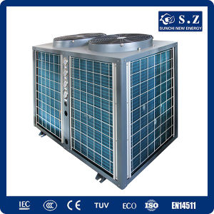 All Weather 25~260cube Meter Pool Thermostat 32deg. C 12kw/19lw/35kw/70kw Titanium Tube Cop4.6 Used Pool Heat Pump Sale pictures & photos