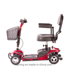 China Foldable Electric Wheelchair For The Disabled And