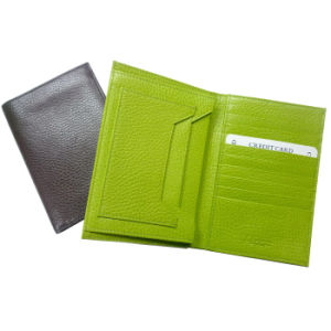 Leather Passport Holder, Credit Card Holder /Business Card Holder pictures & photos