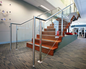 Inox Posts Handrail pictures & photos