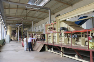MDF Production Line in Iran pictures & photos