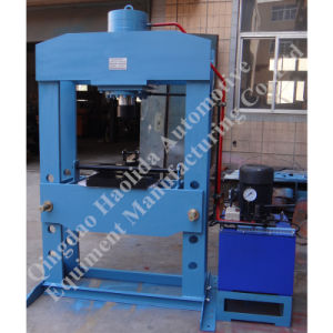Electric Hydraulic Oil Press 200t pictures & photos