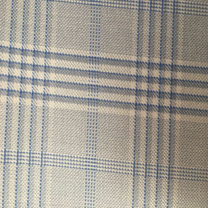 New Arrival Polyester Rayon Viscose Check Pattern Tr Suiting Fabric pictures & photos