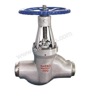 Carbon Steel Power Station Globe Valve pictures & photos
