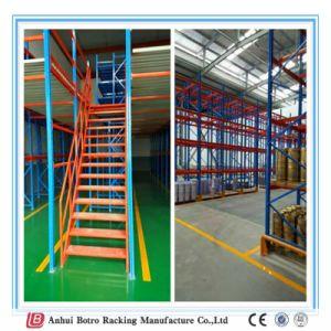 China Promotional Storage Equipment  Q235 Steel Mezzanine Loft Racks System pictures & photos