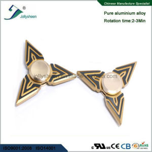 Factory Wholesales Latest Model Alloy of Dart Hand Spinner Toys pictures & photos