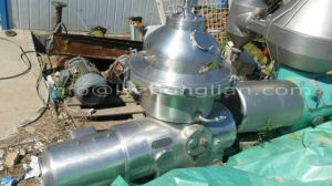 AG D-4740 Oelde Westfalia Automatic Used Centrifuge Separator pictures & photos