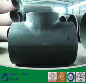ASTM/Asme A234 Wpb A105 A106 Butt Welded Tee