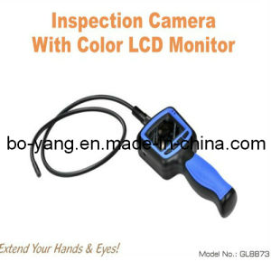 Borescope Camera with 2.4′ Color Monitor