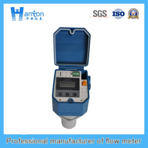 Plastic Blue All-in-One Type Ultrasonic Level Meter Ht-123 pictures & photos