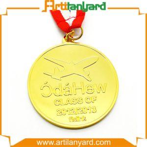 Customer Design Logo Medal with Souvenir pictures & photos