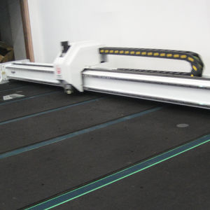 Automatic Shaped Glass Cutting Machine pictures & photos
