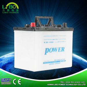 12V JIS Lead Acid Vehicle/Car/Auto/Automotive Battery