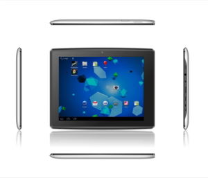 Android 4.0 A9 Tablet PC,9.7′′ips Capacitive Multi Touch Screen,A9 CPU 1g+1g DDR3+8g HD,3G Phone Call+Bt+GPS