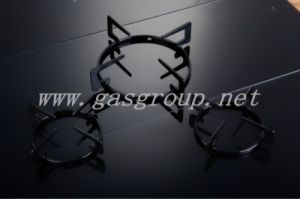 Cast Iron Pan Support for Gas Hohs, Oven pictures & photos