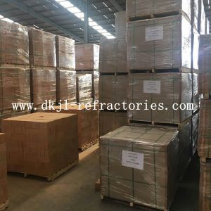 Light Weight Refractory Fire Clay Bricks for Blast Furnaces pictures & photos