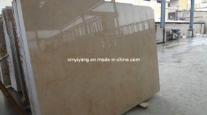 New Jura Beige Marble Slab for Flooring, Wall (YN -008) pictures & photos
