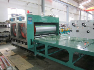 Long Way Printing Machine pictures & photos
