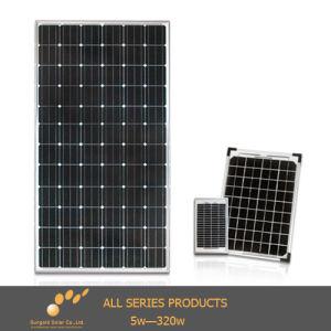 Cheap Mono Solar Panel Price 70W (SGM-70W) pictures & photos