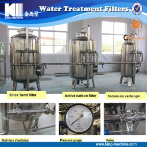 High Quality Water Production Filterring Plants pictures & photos