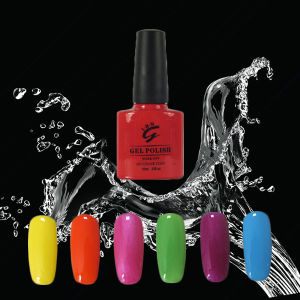 Environmentally Friendly Easy Shaping Gel Polish for Salon 134 Colors pictures & photos