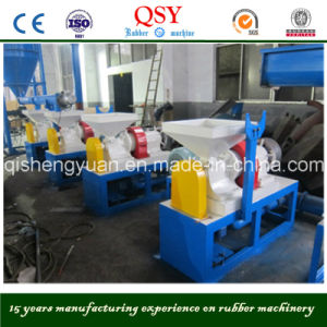 Manufacturer Direct Sale Fine Rubber Powder Waste Tire Mill pictures & photos