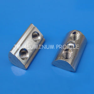 Half Round Nut M8 with Plated Steel pictures & photos