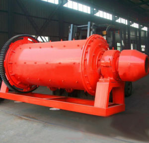 Horizontal Ball Mill for Mineral Dressing with Factory Price pictures & photos