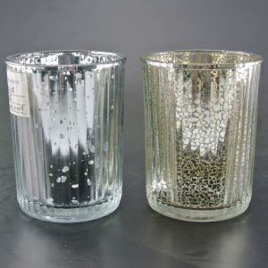 Mercury Glass Candle Holder pictures & photos