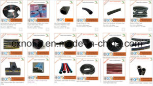20 Bar Braided Rubber Hose pictures & photos