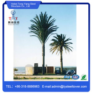 Camouflage Tree Palm Tree Telecommunication Tower pictures & photos