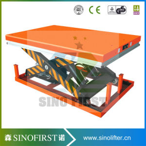 Europe Standard Hydraulic Smallest Scissor Lift pictures & photos
