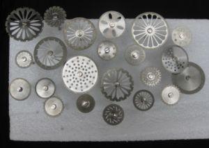Dental Diamond Wheel Diamond Disc Dental Cutting Wheel, Dental Cutting Disc