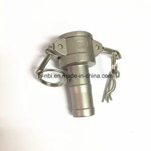 Stainless Steel 316 Investment Casting Quick Coupling pictures & photos