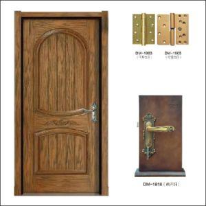 (FH2-M-009) Paint Solid Wood Door