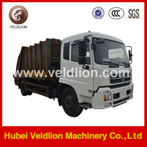 Low Price 4X2 Compress Garbage Truck pictures & photos