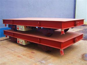 Steel Mill Use Coil Transfer Cart pictures & photos