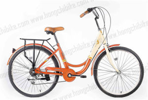 Bicycle-City Bike-City Bicycle of Lady (HC-TSL-LB-29547) pictures & photos