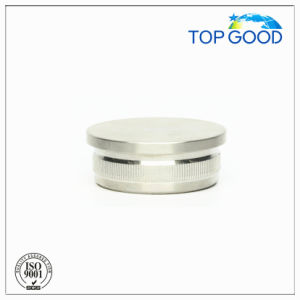 Stainless Steel Flat Hollow End Cap (60000) pictures & photos