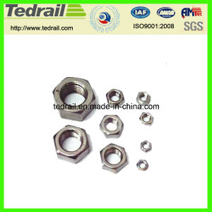 Hexagon Nuts Lock Bolt Q235 pictures & photos