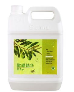5 Litre Olive Essence Top Care Olive Hair Shampoo pictures & photos